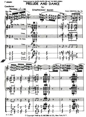 Preludedance