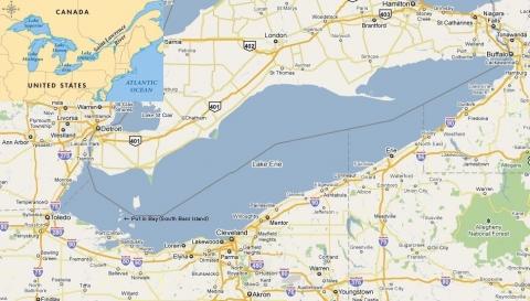 Lake-erie-map