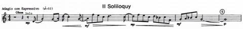 Ii-oboe-solo